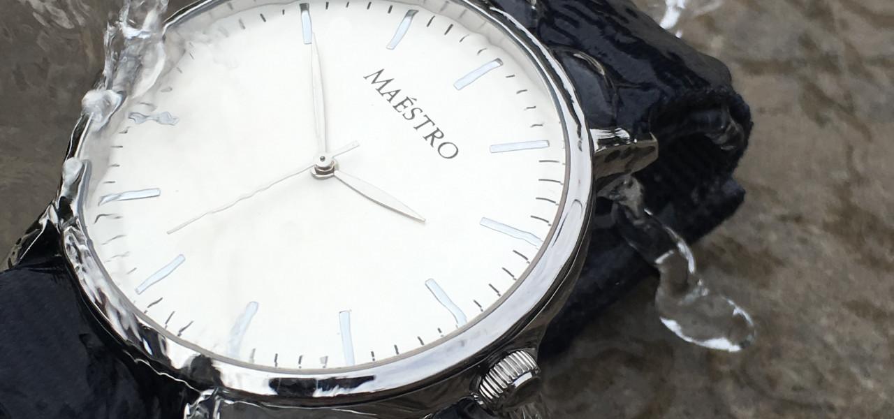 Maestro watch