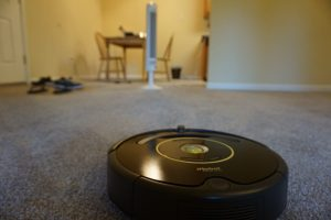 iRobot Roomba 650 Vacuum Cleaning Robot Review
