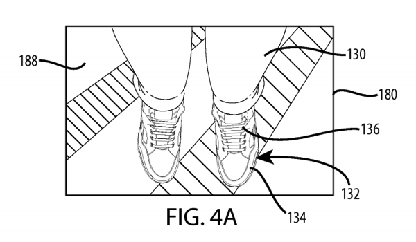 Disney patent shoe