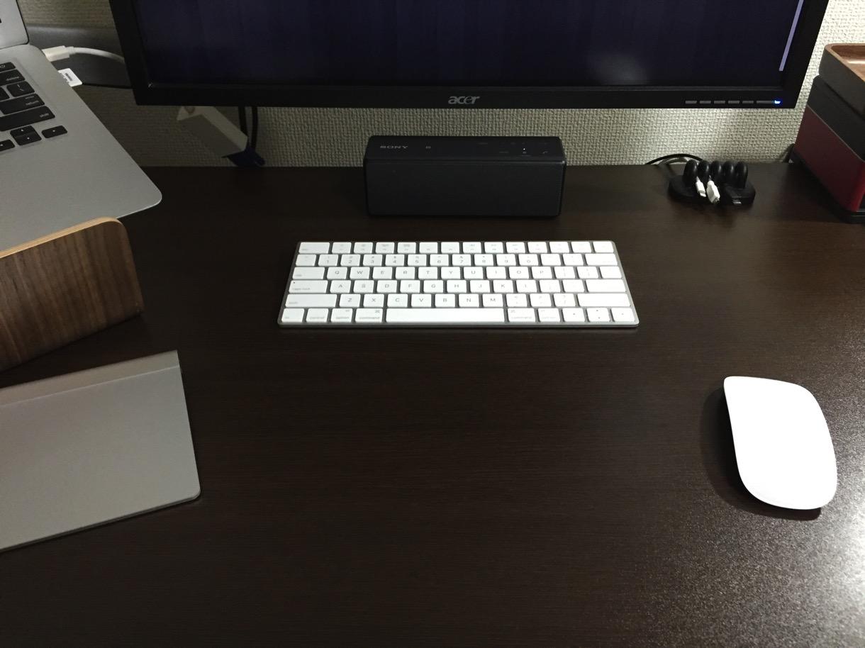 Nitori ricken desk 001