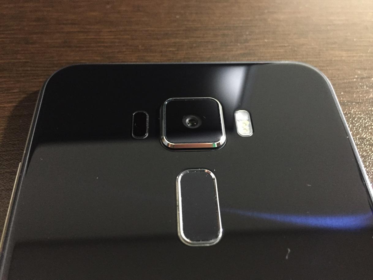 Asus zenfone3 fingerprint2