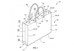 Appleが「紙袋」に関する特許を取得