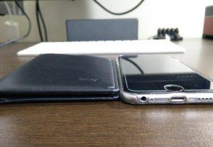 使い易さとミニマリズムを両立した薄い財布「Bellroy Note Sleeve」